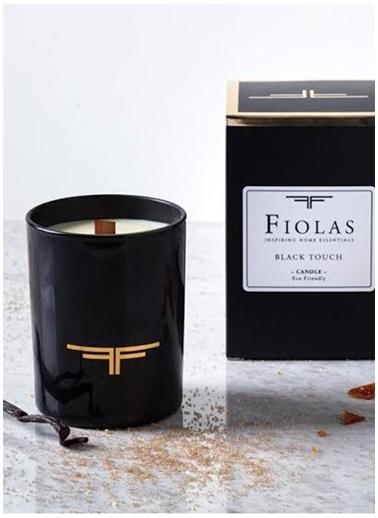 Fiolas Fiolas Organic Black Touch Mum Renksiz